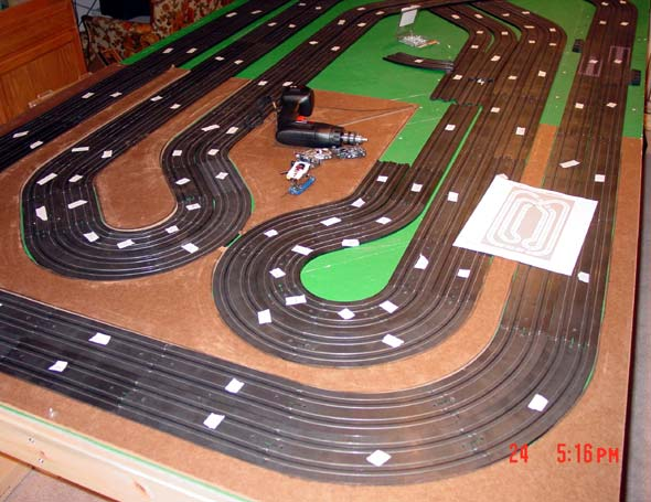 Slot Car Track Wiring Diagram - Wiring Diagrams Folder  Lane Slot Car Track Wiring Diagram on
